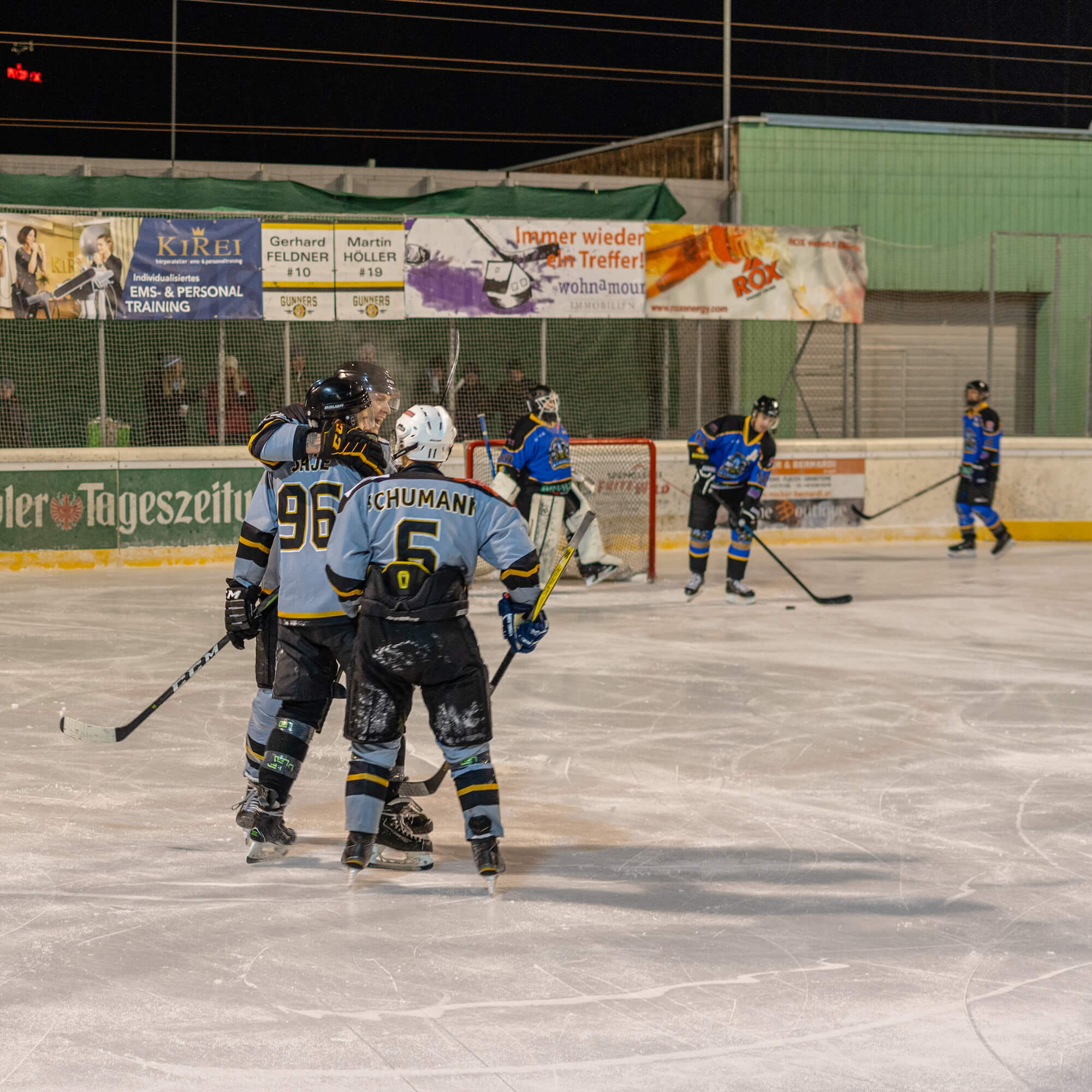 VIKINGS ZIRL VS. KINGS (HOCKEY CUP TIROL)