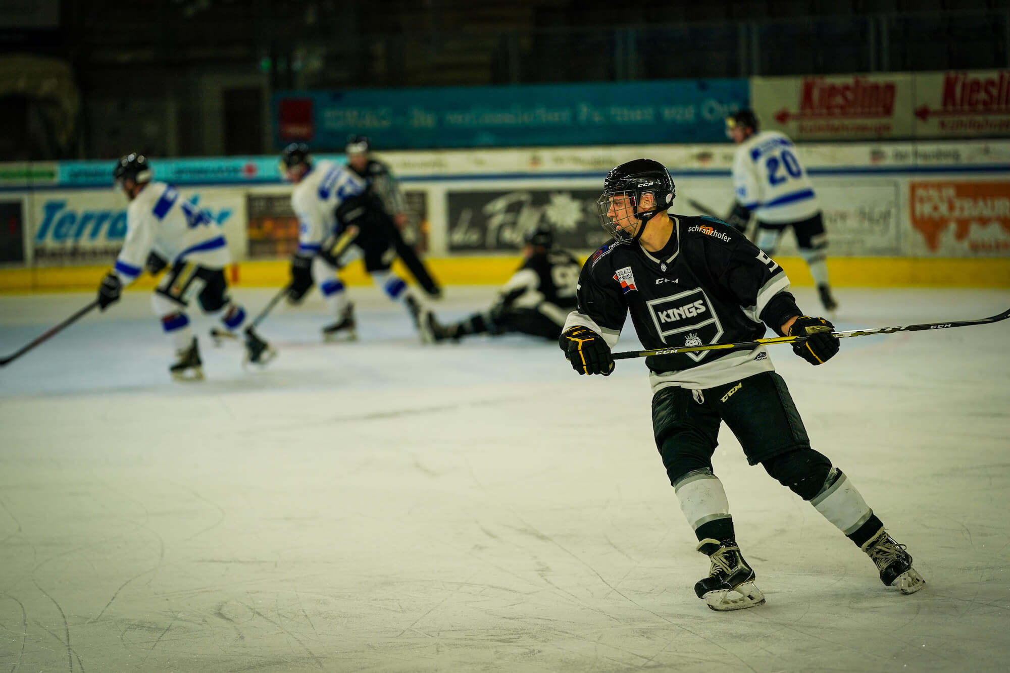 EC NEWCOMERS VS. KINGS (HOCKEY CUP TIROL)