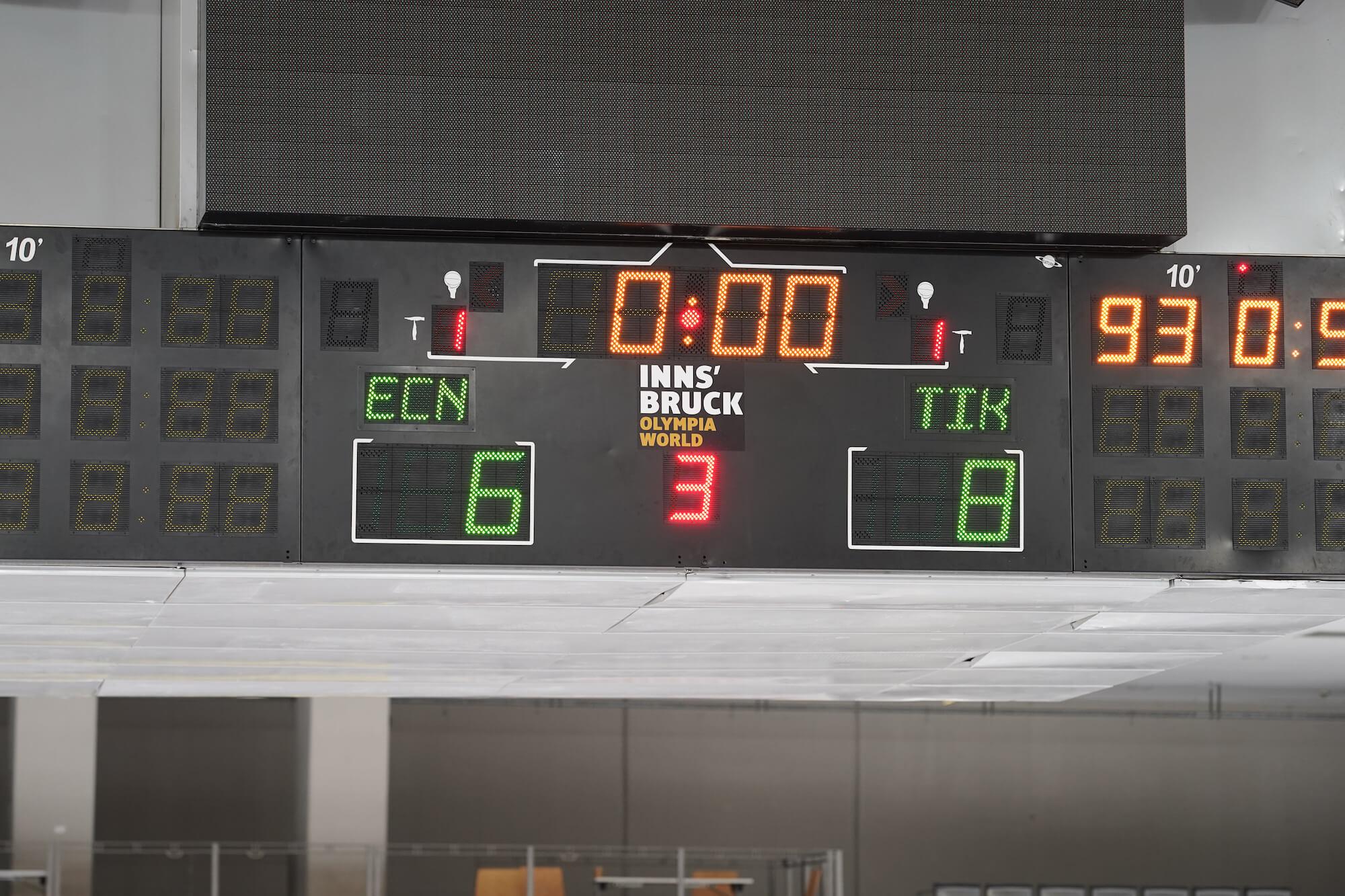 EC NEWCOMERS VS. KINGS (HOCKEY CUP TIROL)